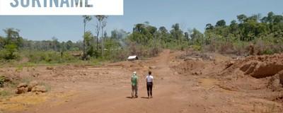 De gouden bergen van Suriname (Trailer)