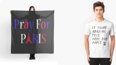 Idioții care încearcă să scoată bani de pe urma atentatelor din Paris