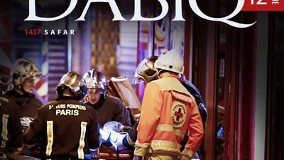La revista de Estado Islámico elogia a los '8 caballeros que pusieron París de rodillas'