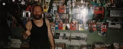Pierwszy sklep z heavy metalem we Wschodniej Europie był na warszawskiej Pradze