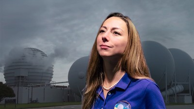 The NASA Engineer on a Feminist Voyage