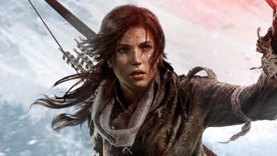 Meeting the Actress and Writer Behind Tomb Raider's Latest Incarnation of Lara Croft