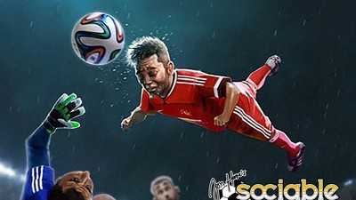 A Sensible Progression: Jon Hare Explains the Thinking Behind 'Sociable Soccer'