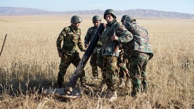 De herovering van Sinjar: strijden tegen de Islamitische Staat