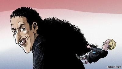 'Huggy-Moroccan' Ali B wordt geroemd door The Economist