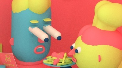 Choose Your Own Dining Adventure in This Week's Comic by Julian Glander