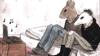 The Punk Animals Have Annoying 'Habits' in This Week's Comic
