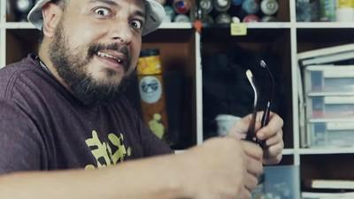 """Ria da Cara do Ogi com o Clipe de """"Hahaha"""""""
