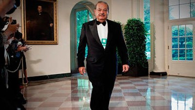 Diego Enrique Osorno habla sobre su nuevo libro, 'Slim: Biografía política del mexicano más rico del mundo'