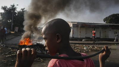 The New 'Extraordinary Threat' to US National Security Is a Landlocked Country in Africa
