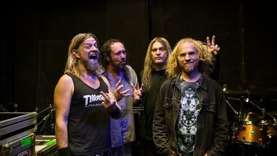 The Rebirth and Deliverance of Corrosion of Conformity