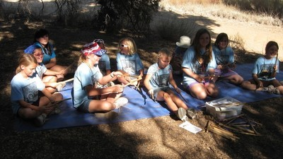A Group of Girls Is Petitioning to Join the Boy Scouts