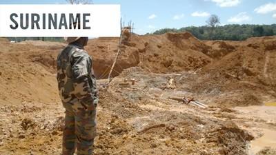 De gouden bergen van Suriname (Deel 1)