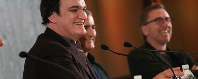 Fui à Coletiva de Imprensa com o Tarantino e Achei Ele Gente Boa