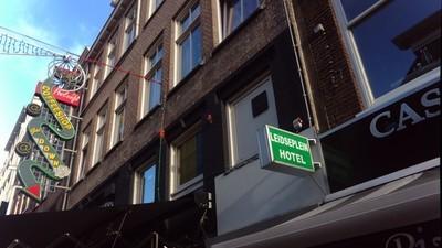 Ik sliep een week in een budgethostel in Amsterdam