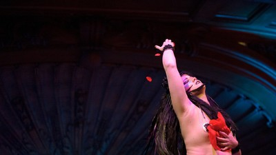 It's Now Legal for Burlesque Performers to Show Their Breasts in Alberta