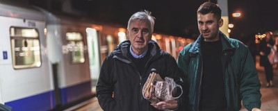 A Quick Chat on the Tube with Shadow Chancellor John McDonnell: 'George Osborne Is in Chaos'