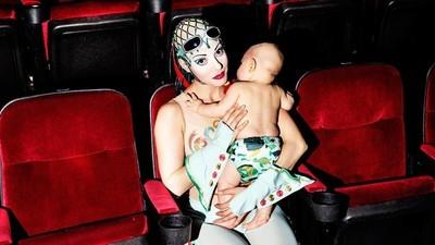 Las verdaderas mamacitas del Cirque Du Soleil