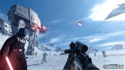 'Star Wars: Battlefront' não É lá Essas Coisas