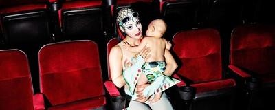 Мамочки Cirque Du Soleil