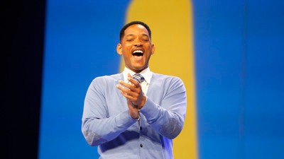 Actor-Slash-Rapper Will Smith Wants to Be a Politician Now, Too