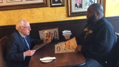 Can Killer Mike Help Bernie Sanders Win Black Voters?