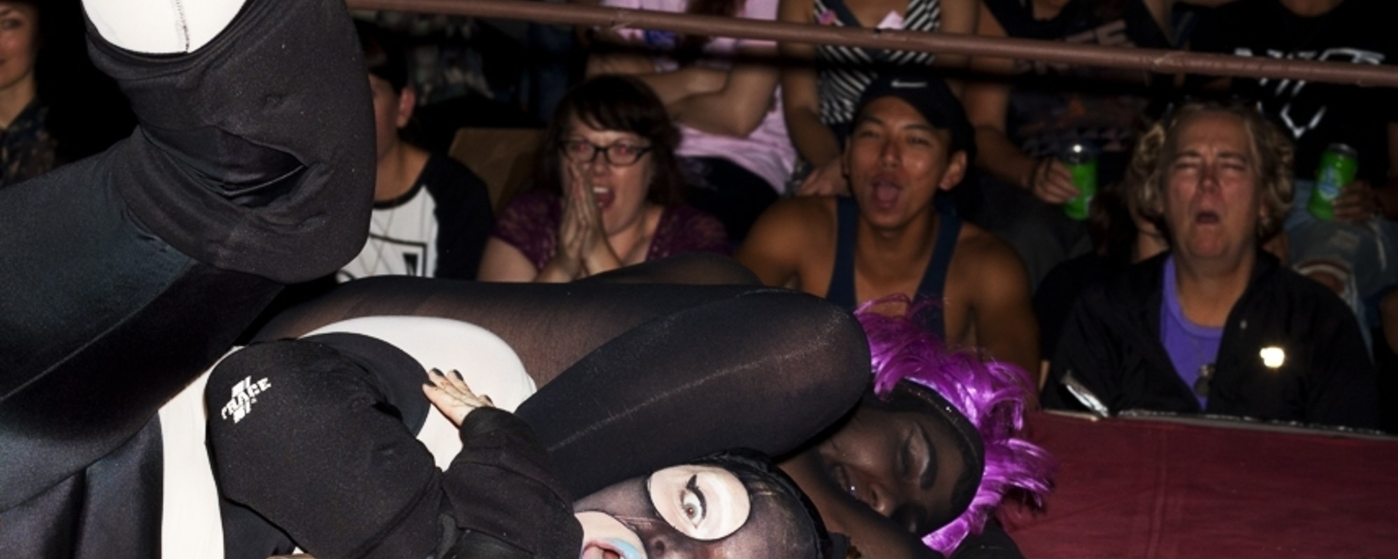 Die Frauen-Wrestling-Liga von Toronto