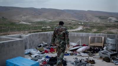 Come appare una città appena liberata dallo Stato Islamico, in foto