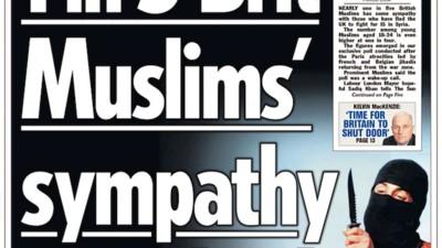 Ich habe die 'Sun'-Umfrage durchgeführt, die für islamophobe Hetze missbraucht wurde