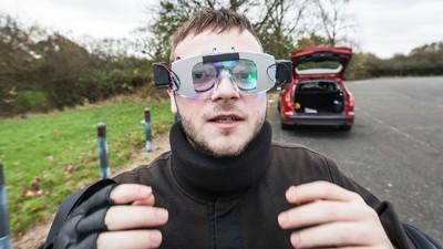 Ik testte een pak dat rijden onder de invloed van drugs simuleert