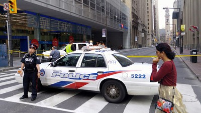 Police in Toronto Are Accused of Doing the 'Dirty Work' of Immigration Officials