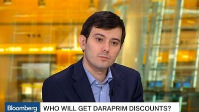 That Pharma CEO Everyone Hates Isn't Lowering the Price of That $750 Pill After All