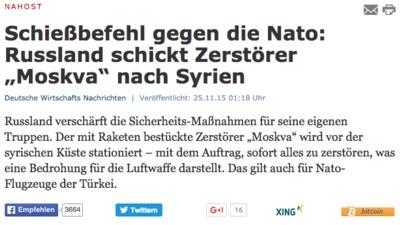 """Wie seriös sind die """"Deutschen Wirtschafts Nachrichten""""?"""