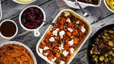 10 Thanksgiving Sides That Are Impossible to Screw Up