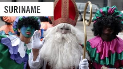 De Surinaamse Sinterklaas is veel toffer dan de Nederlandse