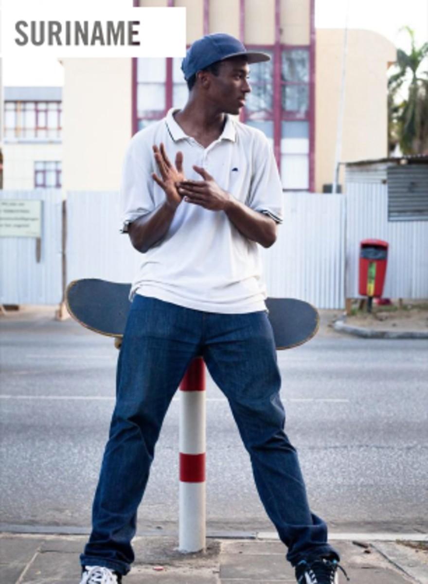 Het valt niet mee om een skater in Suriname te zijn