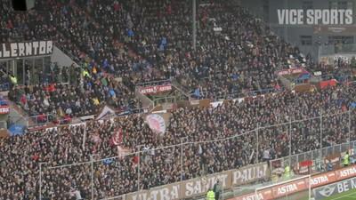 Os Bastidores do FC St. Pauli, o Time Punk e Progressista da Alemanha