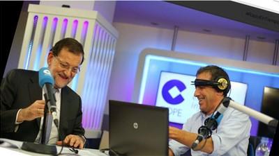 """Rajoy en """"Tiempo de juego"""": el perfeccionamiento del ridículo"""