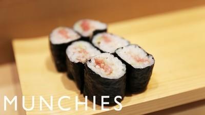 Cum să mănânci sushi ca un profesionist