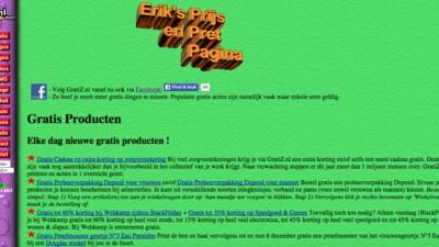 De man achter Gratiz.nl helpt je al bijna twintig jaar aan gratis troepjes