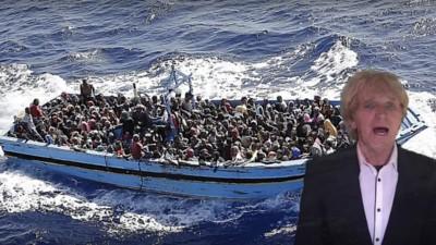 Hoe zit het eigenlijk met liedjes over vluchtelingen in Nederland?