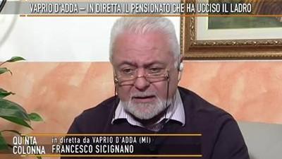 Nell'Italia del 2015 sparare e uccidere un ladro può farti diventare un politico