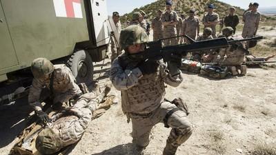 ¿Podría el yihadismo infiltrarse en el Ejército y las fuerzas de seguridad de España?