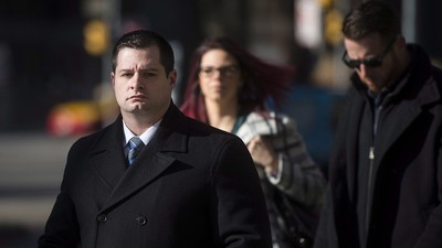 The Cop on Trial for Sammy Yatim's Murder in Toronto Breaks His Silence