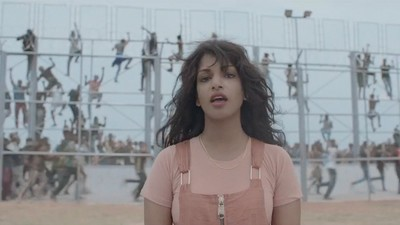 "M.I.A. Addresses the Refugee Crisis in a New Video for ""Borders"""