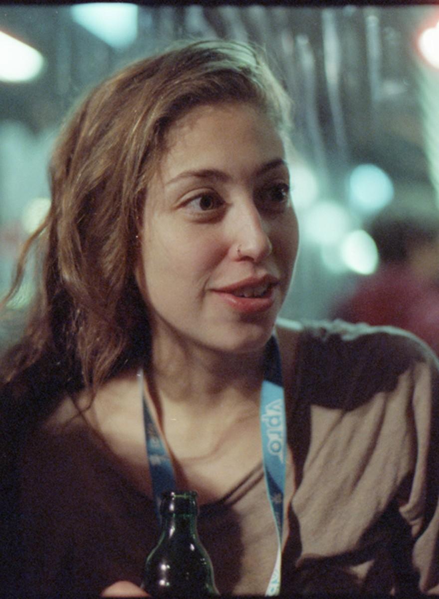 Hier zijn de foto's van de VICE Night at IDFA