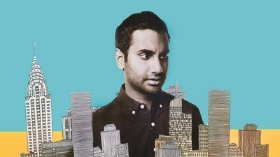 Aziz Ansari Is Everywhere