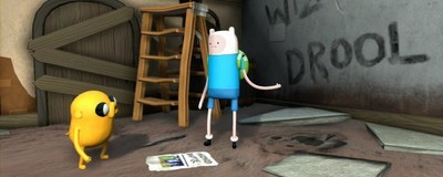 The New 'Adventure Time' Video Game Is More Mediocre Than Mathematical