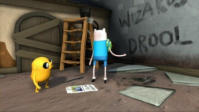 The New 'Adventure Time' Video Game Is an Adventure in Mediocrity