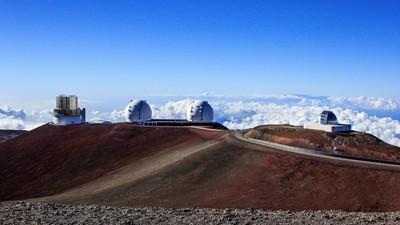 Mauna Kea's Last Telescope